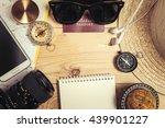 travel plan  trip vacation ...   Shutterstock . vector #439901227