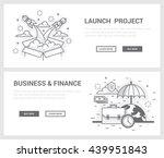 vector concept  a set of...   Shutterstock .eps vector #439951843