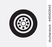 Wheel Icon  Wheel Icon Eps10 ...