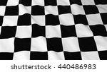 Checkered Racing Flag Hd...