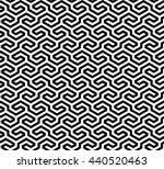 abstract geometric pattern ... | Shutterstock .eps vector #440520463