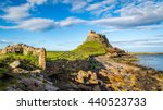Lindisfarne Castle On The...