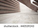 abstract smooth brown concrete... | Shutterstock . vector #440539243