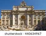 wide angle view of the famous... | Shutterstock . vector #440634967