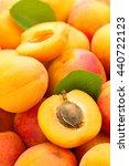 background of fresh ripe... | Shutterstock . vector #440722123