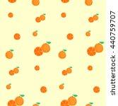 Fresh Orange Pattern