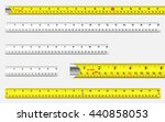 Rulers And Tape Measures With...