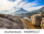 a landscape image of a... | Shutterstock . vector #440890117