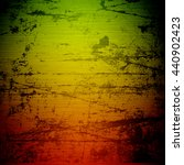Small photo of grunge background reggae colors green, yellow, red