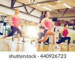 fitness  sport  training  gym... | Shutterstock . vector #440926723