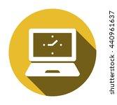 laptop icon  laptop icon vector ...