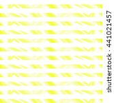 hand drawn striped pattern... | Shutterstock .eps vector #441021457