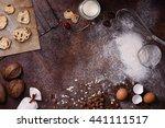 Bakery Background  Baking...