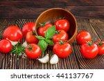 Cherry Tomatoes  Garlic  ...