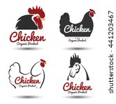 labels and badges set of... | Shutterstock .eps vector #441203467