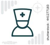 doctor icon | Shutterstock .eps vector #441277183