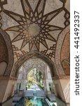 fin  iran   11 october 2015 ... | Shutterstock . vector #441492337