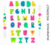 Hand Crafted Alphabet....