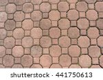 Patterned Paving Tiles  Cement...