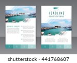 vector design of the annual...   Shutterstock .eps vector #441768607