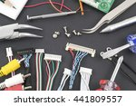 electrical and electronic... | Shutterstock . vector #441809557