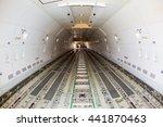 cargo airplane. transport...   Shutterstock . vector #441870463