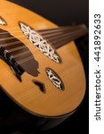 oud or lute.5   Shutterstock . vector #441892633