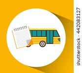 education concept design  | Shutterstock .eps vector #442083127