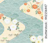 Japanese Seamless Pattern....
