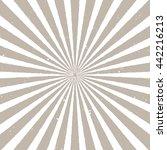 ray burst style background.... | Shutterstock .eps vector #442216213
