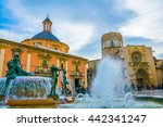 Square Of Saint Mary's With...