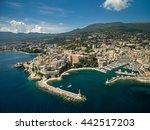 bastia  corsica | Shutterstock . vector #442517203