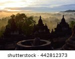 Borobudur  A 9th Century...