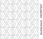 vector seamless pattern  ...   Shutterstock .eps vector #442987567