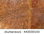 a background of peeling paint... | Shutterstock . vector #443030143