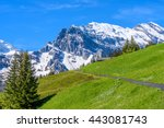 View Of Beautiful Landscape In...