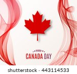 Canada Day  1st Of July. ...