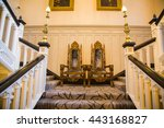 Castle Hotel Hall Interior. Tw...