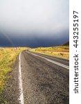 Raising Rainbow And A Curve...