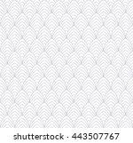 seamless bright vector pattern... | Shutterstock .eps vector #443507767