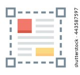 selection tool vector icon