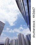 city view   Shutterstock . vector #443667