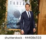 Alexander Skarsgard At The Los...