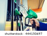 object  fuel  oil  tank and... | Shutterstock . vector #444150697