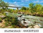 The Rustic Highway 71 Bridge...