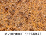 a background of peeling paint... | Shutterstock . vector #444430687