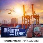 business logistic concept