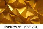 beautiful  luxurious  elegant... | Shutterstock . vector #444819637