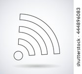 wi fi icon wireless connection...