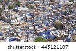 jodhpur  india.  | Shutterstock . vector #445121107